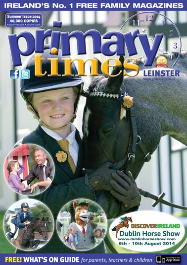 Primary Times Magazine June 2014