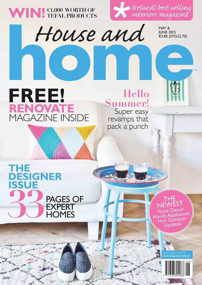 House And Home 2015 House And Home Magazine May / June 2015
