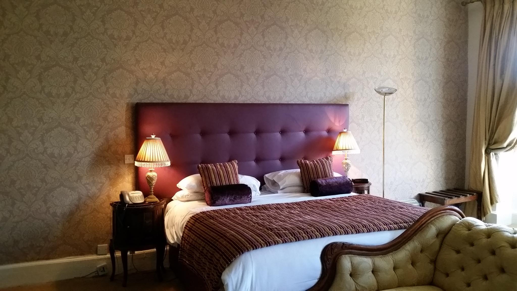 Barney Clarke The Wyatt Hotel 3